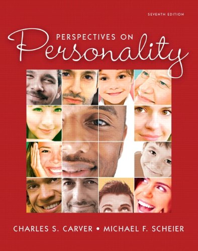 Perspectives on Personality  7th 2012 (Revised) edition cover