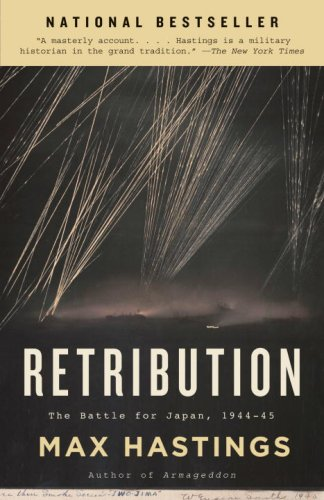Retribution The Battle for Japan, 1944-45 N/A edition cover