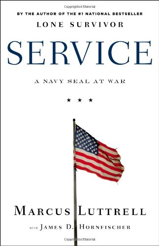Service A Navy SEAL at War  2012 edition cover