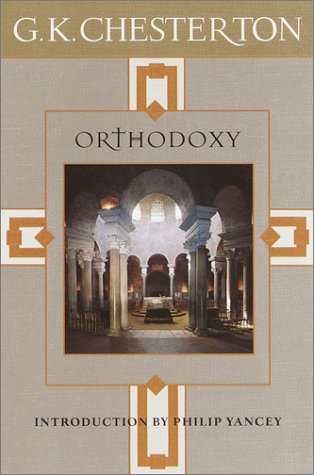 Orthodoxy  N/A 9780385015363 Front Cover