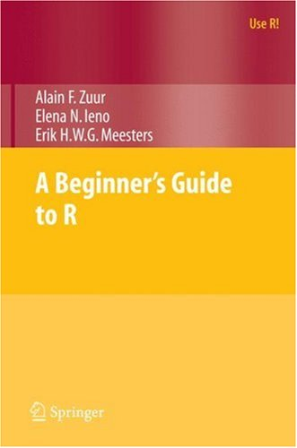 Beginner's Guide to R   2009 9780387938363 Front Cover