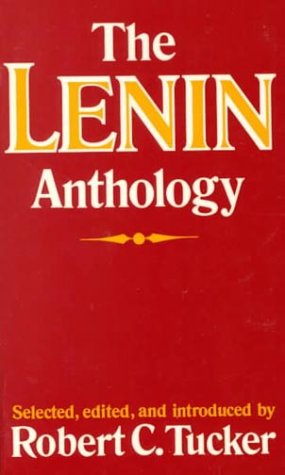 Lenin Anthology  N/A edition cover