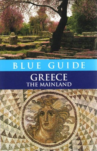 Greece The Mainland 7th 2006 edition cover