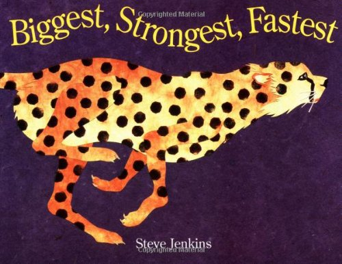 Biggest, Strongest, Fastest   1997 edition cover
