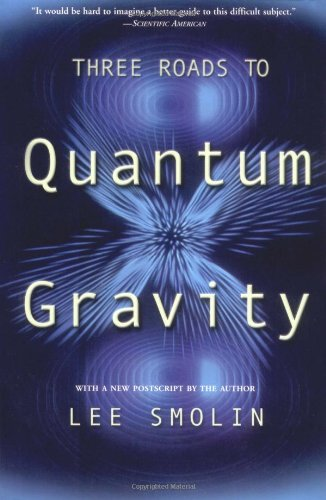 Three Roads to Quantum Gravity   2002 edition cover