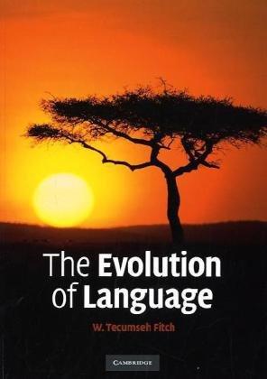 Evolution of Language   2010 edition cover