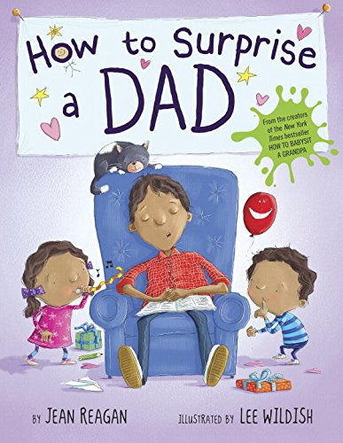 How to Surprise a Dad   2015 9780553498363 Front Cover