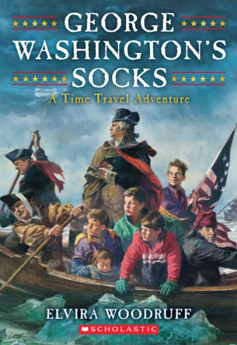 George Washington's Socks   1991 edition cover