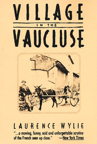 Village in the Vaucluse  3rd edition cover