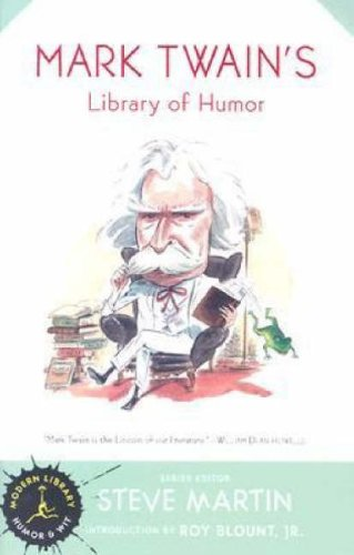 Mark Twain's Library of Humor   2000 edition cover