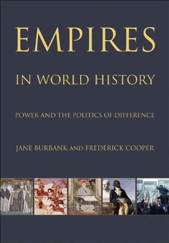 Empires in World History Power and the Politics of Difference  2011 edition cover