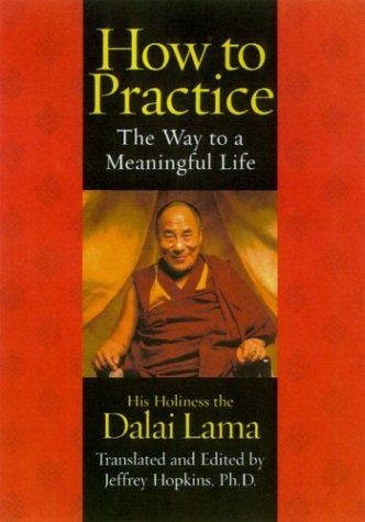 How to Practice The Way to a Meaningful Life  2003 9780743453363 Front Cover