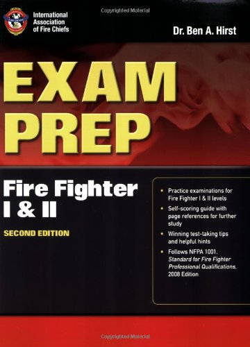 Fire Fighter I and II  2nd 2010 (Revised) edition cover