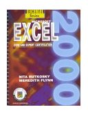 Microsoft Excel 2000 Core and Expert Certification  2000 9780763802363 Front Cover