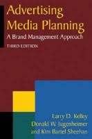 Advertising Media Planning A Brand Management Approach 3rd 2012 (Revised) edition cover