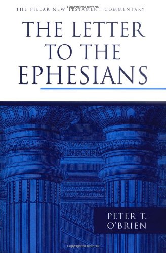 Letter to the Ephesians   1999 edition cover