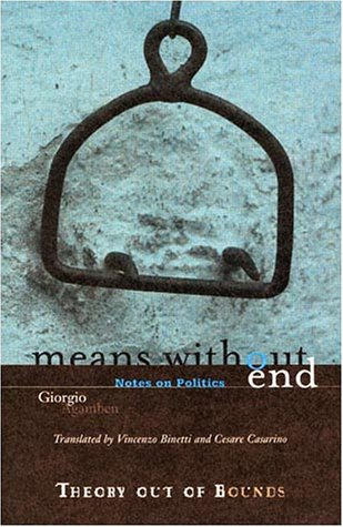 Means Without End Notes on Politics  2000 edition cover