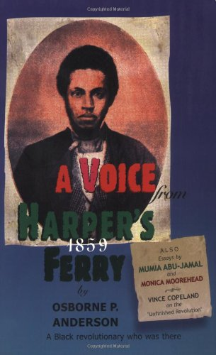Voice from Harper's Ferry   2000 edition cover