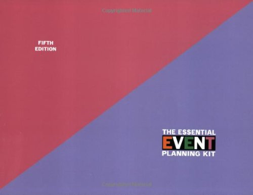 Essential Event Planning Kit  4th 2002 edition cover