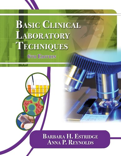 Basic Clinical Laboratory Techniques  6th 2012 edition cover