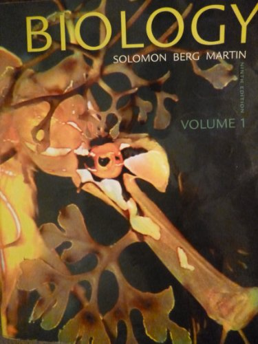 Biology, Volume I  N/A edition cover