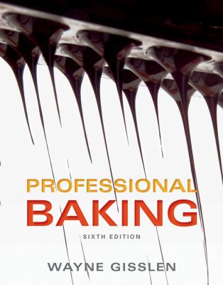 Professional Baking  6th 2012 edition cover