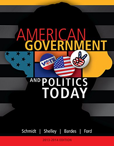 AMERICAN GOVT.+POL..,13-14 ED. N/A 9781285488363 Front Cover