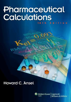 Pharmaceutical Calculations  14th 2012 (Revised) edition cover