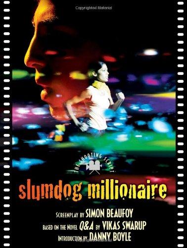Slumdog Millionaire  Movie Tie-In edition cover