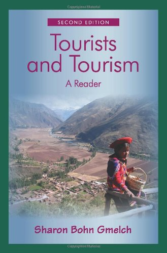 Tourists and Tourism A Reader 2nd 2009 edition cover