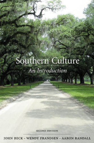 Southern Culture An Introduction 2nd 2009 edition cover