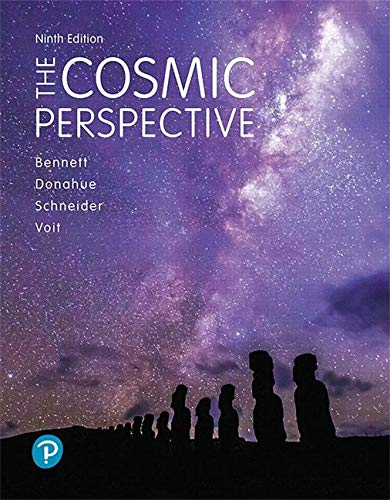 The Cosmic Perspective:   2019 9780134874364 Front Cover