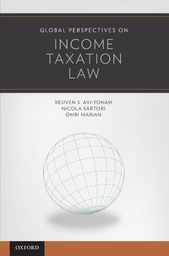 Global Perspectives on Income Taxation Law   2011 edition cover