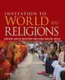 Invitation to World Religions:   2015 edition cover