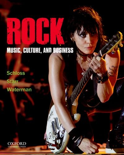 Rock Music, Culture, and Business  2012 edition cover