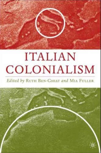 Italian Colonialism   2005 edition cover