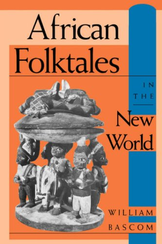 African Folktales in the New World   1992 9780253207364 Front Cover