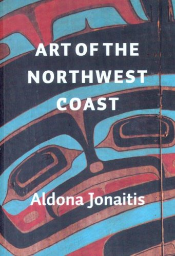 Art of the Northwest Coast   2006 edition cover