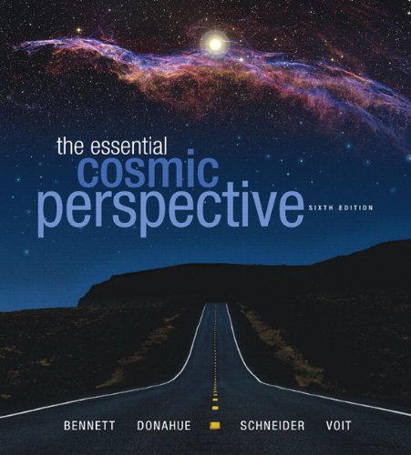 Essential Cosmic Perspective  6th 2012 (Revised) edition cover