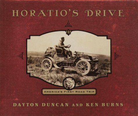 Horatio's Drive America's First Road Trip  2003 edition cover