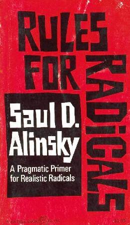Rules for Radicals N/A edition cover