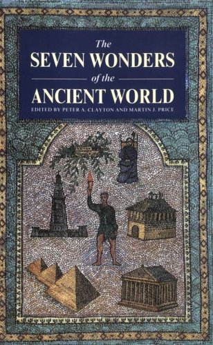 Seven Wonders of the Ancient World   1990 edition cover
