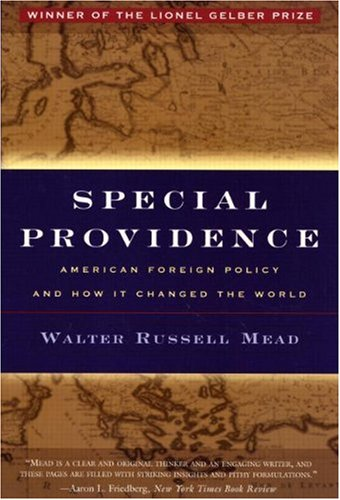 Special Providence American Foreign Policy and How It Changed the World  2003 edition cover