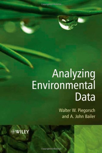 Analyzing Environmental Data   2005 9780470848364 Front Cover