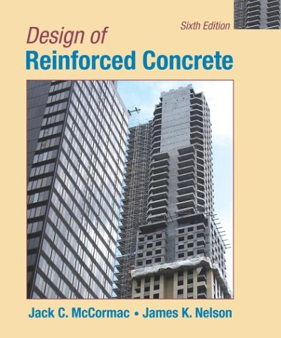 Design of Reinforced Concrete  6th 2005 (Revised) 9780471487364 Front Cover
