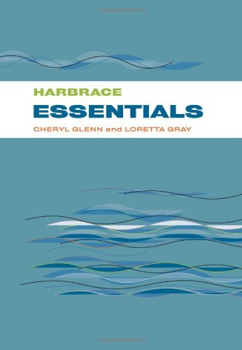 Harbrace Essentials   2012 edition cover