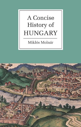 Concise History of Hungary   2001 edition cover