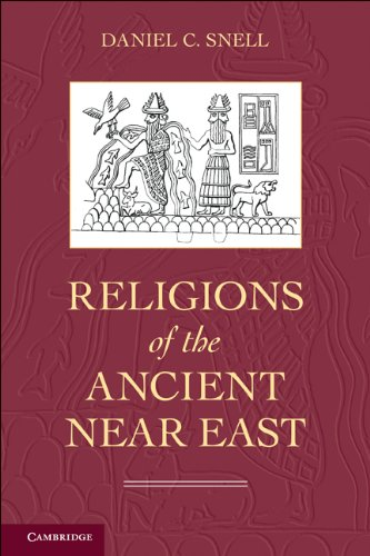 Religions of the Ancient near East   2011 edition cover