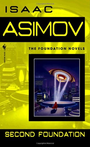 Second Foundation   1981 edition cover