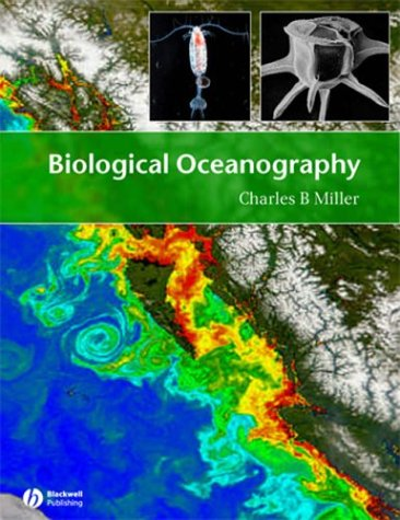 Biological Oceanography   2003 edition cover